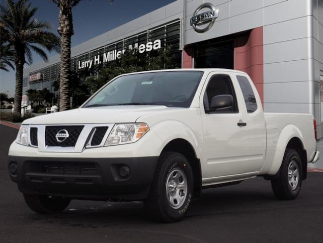 New Nissan vehicle 2019 Nissan Frontier S Truck King Cab 1N6BD0CT0KN720047 for sale near you in Mesa, AZ