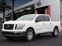 New 2019 Nissan Titan SV Truck Crew Cab 1N6AA1E67KN514581 for sale near you in Mesa, AZ