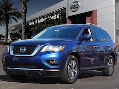 New Nissan vehicles 2019 Nissan Pathfinder SV SUV 5N1DR2MNXKC594909 for sale near you in Mesa, AZ