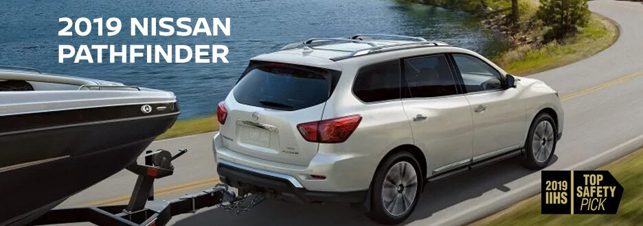 2019 Nissan Pathfinder Review & Compare in Mesa, AZ