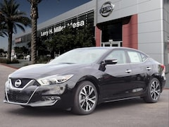 New 2018 Nissan Maxima 3.5 Platinum Sedan 1N4AA6AP2JC406092 for sale near you in Mesa, AZ