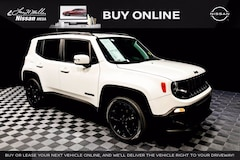 2018 Jeep Renegade Latitude FWD SUV for sale near you in Mesa, AZ