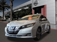 New 2019 Nissan LEAF SV PLUS Hatchback 1N4BZ1CP0KC309150 for sale near you in Mesa, AZ
