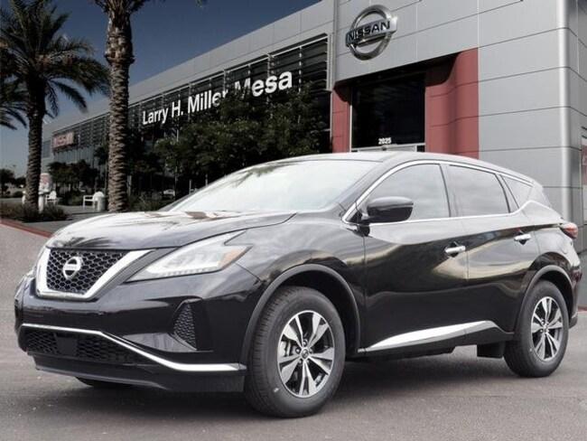 Nissan Suv For Sale >> New 2019 Nissan Murano Suv For Sale In Mesa Az 5n1az2mj7kn104088