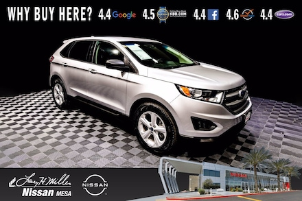 Featured Used 2018 Ford Edge SE SUV for sale near you in Mesa AZ