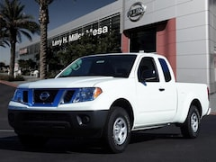 New Nissan vehicles 2019 Nissan Frontier S Truck King Cab 1N6BD0CT2KN715867 for sale near you in Mesa, AZ