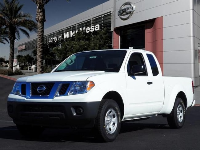 New Nissan vehicle 2019 Nissan Frontier S Truck King Cab 1N6BD0CT2KN715867 for sale near you in Mesa, AZ