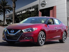 New 2018 Nissan Maxima 3.5 SV Sedan 1N4AA6AP8JC398189 for sale near you in Mesa, AZ