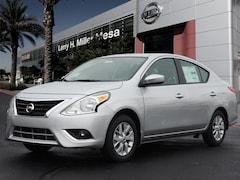 New 2019 Nissan Versa 1.6 SV Sedan 3N1CN7AP2KL820883 for sale near you in Mesa, AZ