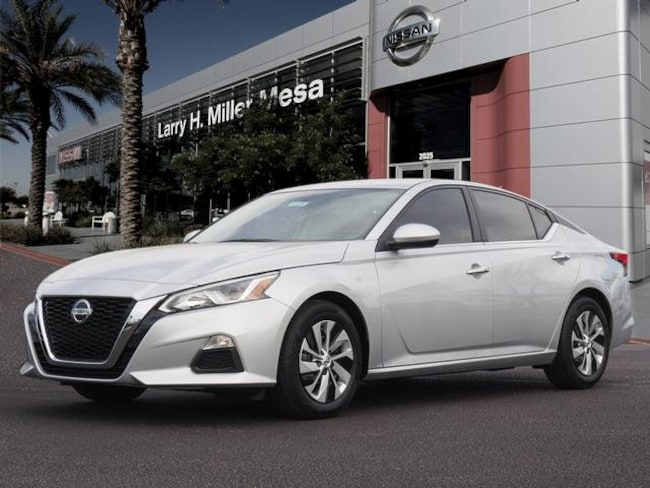 New Nissan vehicle 2019 Nissan Altima 2.5 S Sedan 1N4BL4BV6KN312741 for sale near you in Mesa, AZ