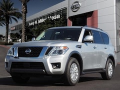 New 2019 Nissan Armada SV SUV JN8AY2ND7K9085586 for sale near you in Mesa, AZ