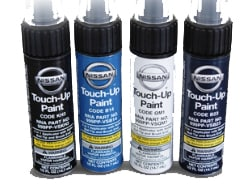 Touch-Up Paint Special: 10% Savings