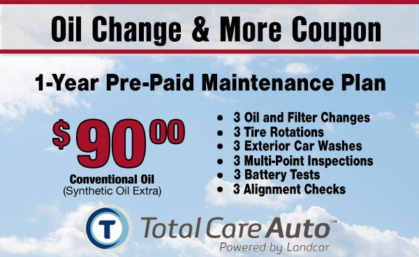 Nissan Service Coupon, Prepaid Maintenance with Oil Changes & More, Mesa, AZ