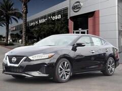 New 2019 Nissan Maxima 3.5 SV Sedan 1N4AA6AV2KC367729 for sale near you in Mesa, AZ