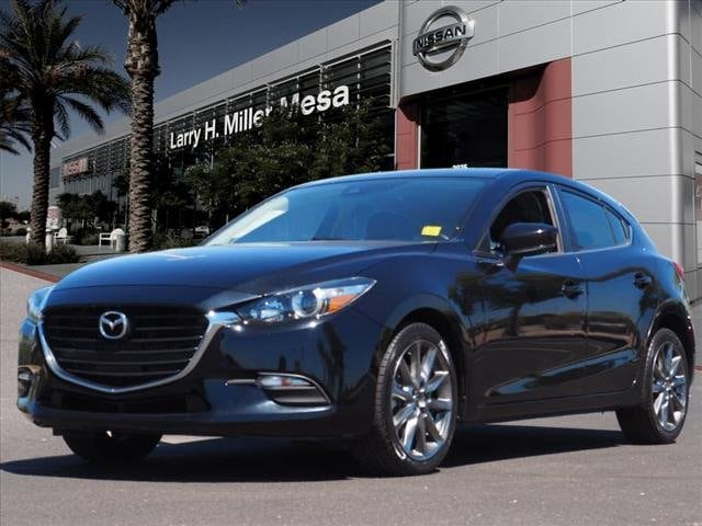 Featured Used 2018 Mazda Mazda3 Touring Hatchback for sale near you in Mesa AZ