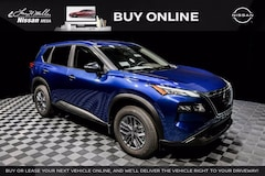 New 2021 Nissan Rogue S SUV JN8AT3AA2MW004675 for sale near you in Mesa, AZ