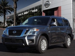 New Nissan vehicles 2019 Nissan Armada SV SUV JN8AY2ND9K9085203 for sale near you in Mesa, AZ