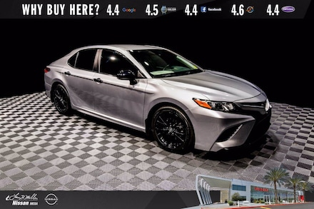 Featured Used 2019 Toyota Camry SE Sedan for sale near you in Mesa AZ