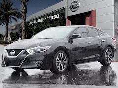 New 2018 Nissan Maxima 3.5 Platinum Sedan 1N4AA6AP0JC405166 for sale near you in Mesa, AZ