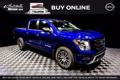 New 2021 Nissan Titan SV Truck Crew Cab 1N6AA1EF7MN511392 for sale near you in Mesa, AZ