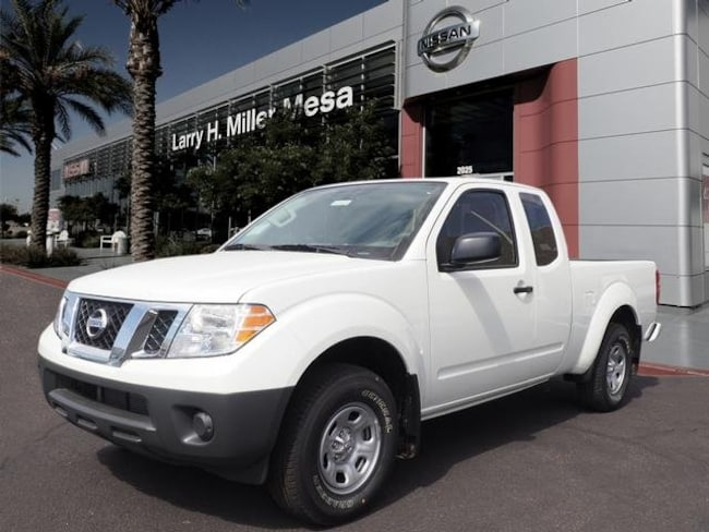New Nissan vehicle 2019 Nissan Frontier S Truck King Cab 1N6BD0CT6KN720201 for sale near you in Mesa, AZ