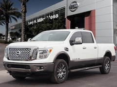 New 2019 Nissan Titan XD Platinum Reserve Diesel Truck Crew Cab 1N6BA1F46KN519613 for sale near you in Mesa, AZ