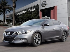 New 2018 Nissan Maxima 3.5 Platinum Sedan 1N4AA6AP2JC406948 for sale near you in Mesa, AZ