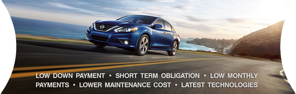 Lease Benefits: LOW DOWN PAYMENT • SHORT TERM OBLIGATION • LOW MONTHLY PAYMENTS • LOWER MAINTENANCE COST • LATEST TECHNOLOGIES