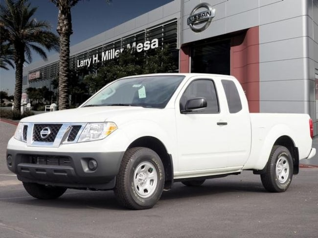 New Nissan vehicle 2019 Nissan Frontier S Truck King Cab 1N6BD0CTXKN720637 for sale near you in Mesa, AZ