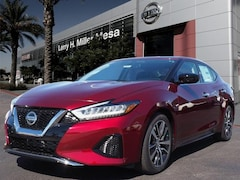 New 2019 Nissan Maxima 3.5 S Sedan 1N4AA6AV4KC370325 for sale near you in Mesa, AZ