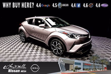 Featured Used 2018 Toyota C-HR XLE SUV for sale near you in Mesa AZ