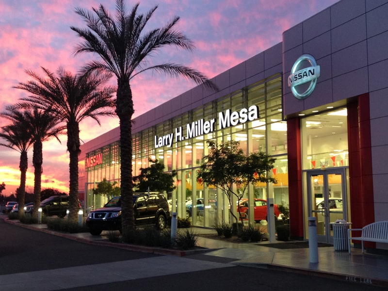 About Larry H. Miller Nissan   Car Dealership In Mesa Serving Phoenix,  Tempe, Scottsdale, Chandler