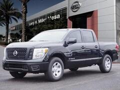 New 2019 Nissan Titan S Truck Crew Cab 1N6AA1EK1KN518817 for sale near you in Mesa, AZ