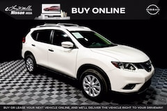 2016 Nissan Rogue S SUV for sale near you in Mesa, AZ