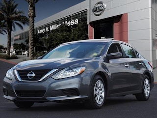 Certified Pre-Owned 2016 Nissan Altima 2.5 Sedan for sale near you in Mesa, AZ