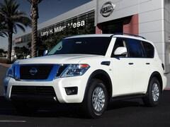 New Nissan vehicles 2019 Nissan Armada SV SUV JN8AY2ND5KX009649 for sale near you in Mesa, AZ