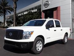 New 2019 Nissan Titan S Truck Crew Cab 1N6AA1EK7KN519471 for sale near you in Mesa, AZ