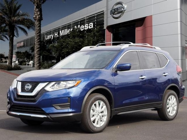 New Nissan vehicle 2019 Nissan Rogue SV SUV JN8AT2MV2KW382100 for sale near you in Mesa, AZ
