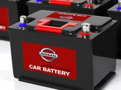 Save on Genuine Nissan Car or Truck Battery