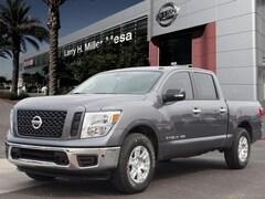 New 2019 Nissan Titan SV Truck Crew Cab 1N6AA1E65KN518001 for sale near you in Mesa, AZ