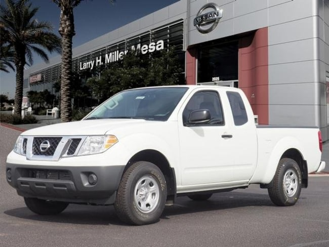 New Nissan vehicle 2019 Nissan Frontier S Truck King Cab 1N6BD0CT9KN717406 for sale near you in Mesa, AZ