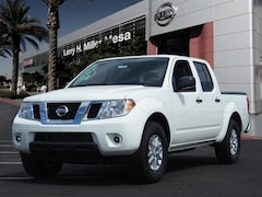 New 2019 Nissan Frontier SV Truck Crew Cab 1N6DD0ERXKN752045 for sale near you in Mesa, AZ
