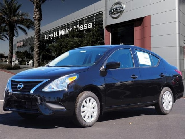 New Nissan vehicle 2019 Nissan Versa 1.6 S Sedan 3N1CN7AP6KL838755 for sale near you in Mesa, AZ