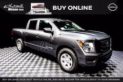 New 2021 Nissan Titan S Truck Crew Cab 1N6AA1EE5MN513858 for sale near you in Mesa, AZ