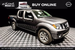 New 2020 Nissan Frontier SV Truck Crew Cab 1N6ED0EA0LN710340 for sale near you in Mesa, AZ