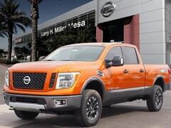 New 2019 Nissan Titan XD PRO-4X Diesel Truck Crew Cab 1N6BA1F40KN519493 for sale near you in Mesa, AZ