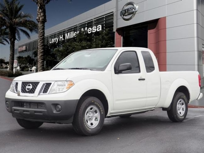 New Nissan vehicle 2019 Nissan Frontier S Truck King Cab 1N6BD0CT6KN715726 for sale near you in Mesa, AZ
