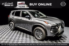 New 2021 Nissan Rogue S SUV 5N1AT3AA3MC693571 for sale near you in Mesa, AZ