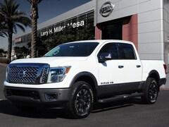 New 2018 Nissan Titan Platinum Reserve Truck Crew Cab 1N6AA1E51JN545573 for sale near you in Mesa, AZ