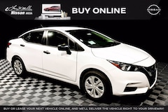 New 2021 Nissan Versa 1.6 S Sedan 3N1CN8BV2ML823207 for sale near you in Mesa, AZ